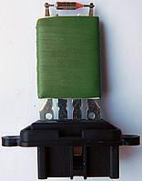 Резистор регулятора скорости вращения вентилятора печки (Doblo, Ducato, Jumper, Punto)