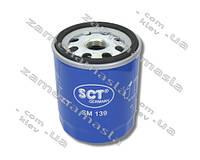 SCT SM139 - фильтр масляный(аналог sm-139)