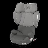 Автокресло детское Cybex Solution Q2-Fix Manhattan Grey