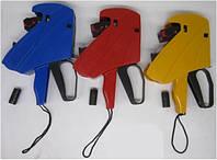 Пистолет для ценников F-16 (0123456789 шт грн год код ВА роз га арт до . - /) +лента +зап. картридж