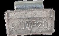 Грузик набивной для легкосплавных дисков 20 г