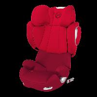 Автокресло детское Cybex Solution Q2-Fix Mars Red
