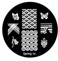 Диск Spring 14