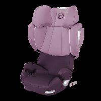 Автокресло детское Cybex Solution Q2-Fix Princess Pink