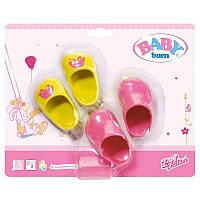 Ботинки для куклы Zapf Creation Baby Born 2 пары 822159 a, фото 1