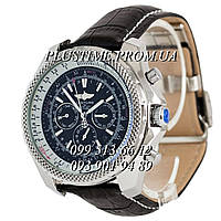 Breitling for Bentley Silver мужские кварцевые наручные часы с хронографом ААА класса