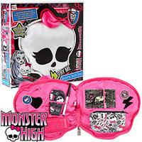 Тайный дневник-подушка Monster High с динамиком