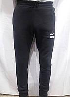 Тёплые мужские брюки NIKE под манжет