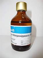 Метронидазол -5% 100 мл Базальт