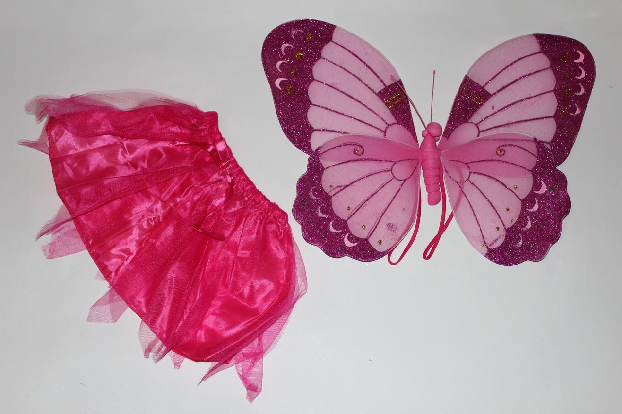 Крылья бабочки Баттерфляй