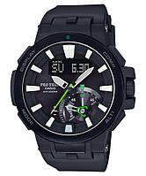 Мужские часы Casio Pro Trek PRW-7000-1AER оригинал