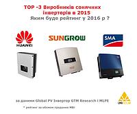 Huawei чи SMA. Яким буде прогноз 2016 року