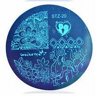 Диск для стемпинга серии STZ-20