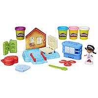 Игровой набор Play-Doh клиника доктора Плюшевой, фото 1
