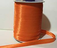 Косая бейка № 2033 оранж
