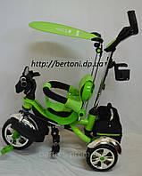 Детский трехколесный велосипед LEXUS TRIKE kr-01 надувные колеса