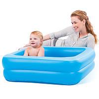 """Bestway Бествей 51116 Десткий надувной бассейн """"Ванночка"""""""