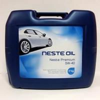 Масло моторное полусинтетическое Neste Premium 5w-40 20л.