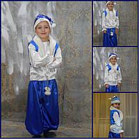 Карнавальный костюм зимний месяц, новый год, морозко, зимний принц прокат Киев