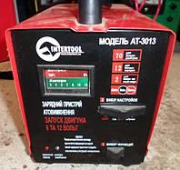 Пуско-зарядное устройство 6В-12В, Intertool AT-3013