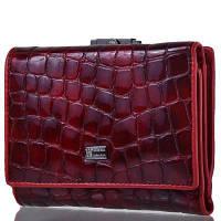 Маленький женский кошелек  WANLIMA W82042840015-red красный