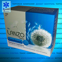 Ланцеты универсальные Lanzo / Ланзо 100 шт.