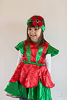 Платье Костюм для утренника МАК 104-110-116-122