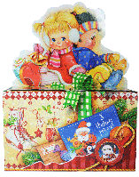 Новогодние сладкие подарки 800 г