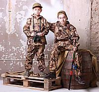 Детский камуфляж костюм Кобра камуфляж Kryptek