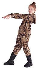Детский камуфляж костюм для активного отдыха Кобра  , фото 3