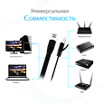 Высокопроизводительный Ethernet-кабель linkMate.L2 Black, фото 4