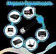 Высокопроизводительный Ethernet-кабель linkMate.L2 Black, фото 6