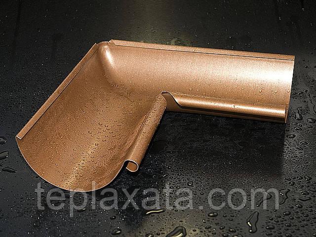 STRUGA 125/90 мм Угол желоба универсальный 90 градусов