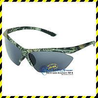 Очки Allen Shooting Glasses 22758, дымчатый светофильтр