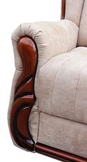 """Комплект кожаной мебели """"Шах"""". (3+1), фото 3"""