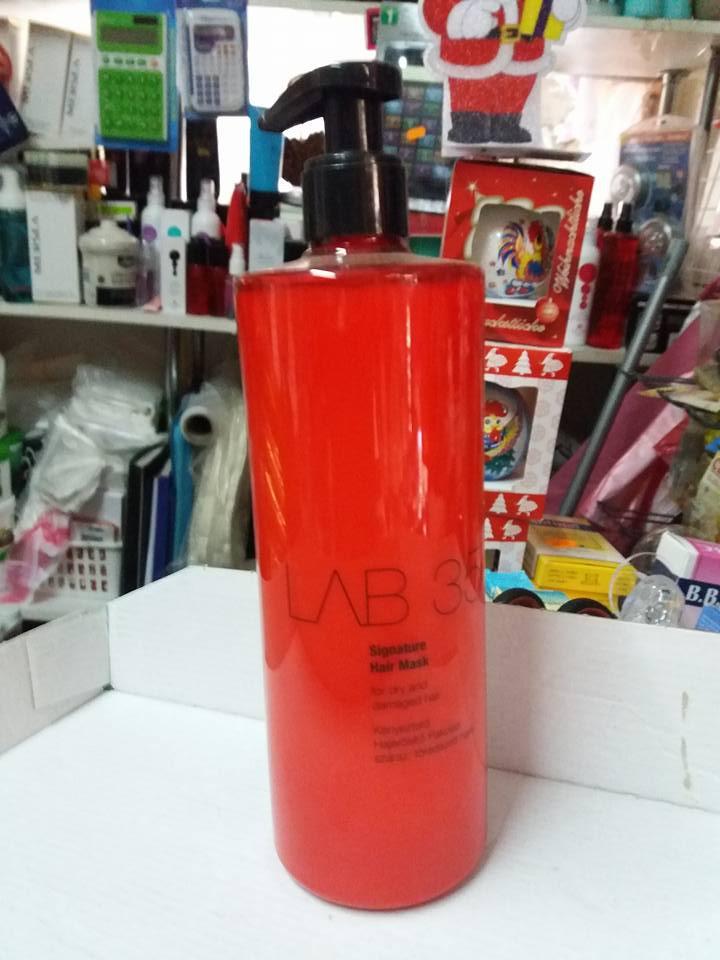 Бальзам - маска домашнее ламинирование волос Каллош LAB 35  из Венгрии 500мл.