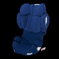 Автокресло детское Cybex Solution Q2-Fix Plus Royal Blue