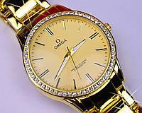 Женские часы OMEGA Master Co-Axail Cronometer Gold, фото 1
