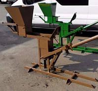 Пресс для изготовления брикетов универсальный ручной