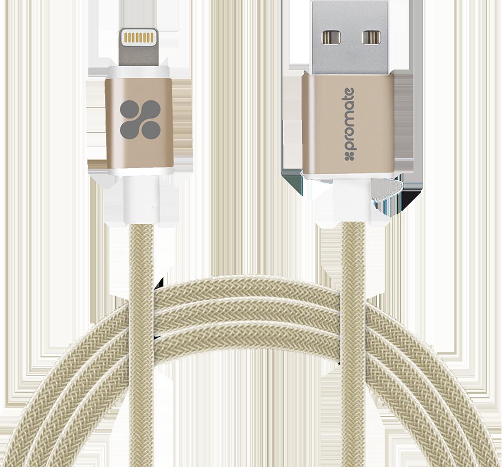Lightning кабель LinkMate LTM Gold