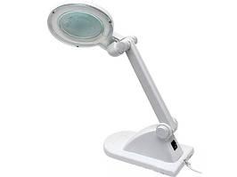 Лампа с увеличительным стеклом 230Vac 50Hz, со светодиодами 32шт. ,3W