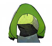 Палатка для зимней рыбалки 1,8*1,8 м (утеплённая)