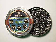 Пули 4,5 мм Winner 0,75 г остр. (200 шт.)