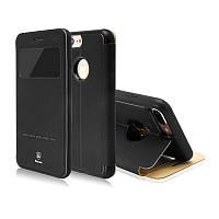 Кожаный флип-чехол Baseus Terse Series для iPhone 7 Black