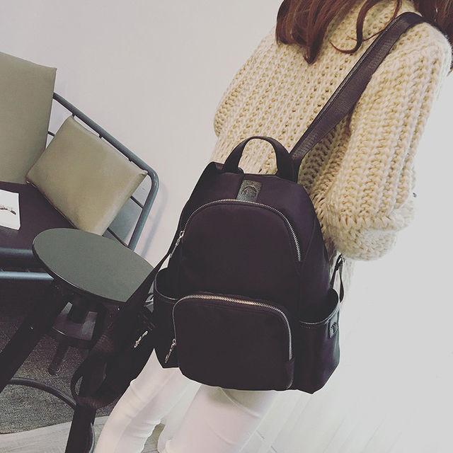 Небольшой женский рюкзак