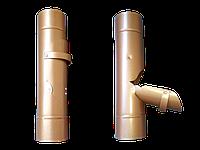 STRUGA 125/90 мм Ревизия трубы водосточной 90 мм