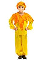 Детский карнавальный костюм для мальчика Солнышко (лучик)