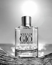 Giorgio Armani Acqua di Gio Essenza парфюмированная вода 100 ml. (Тестер Армани Аква ди Джио Эссенза), фото 2