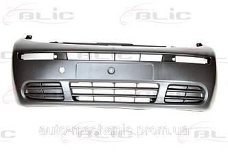 Бампер передний на Opel Vivaro  2001->2006 - BLIC (Польша) - 5510-00-5089900Q