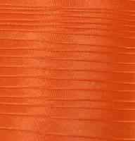 """Бейка косая """"Kotex""""№8024(оранж) атласная 110 ярд. (100,60 м)"""